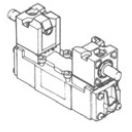 UNIVER - BE12-3000 ISO1-5/2 M12 Elektrik Bağ. ISO1 SERİSİ VALF