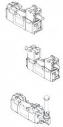 UNIVER - BE-6200 ISO4-5/3 Açık Merkez Mixed ISO4 SERİSİ VALF