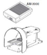 "UNIVER - AM-5000 1/4""-3/2 PEDAL VALFİ"