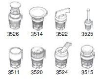 UNIVER - AI-3525 Joystik Kumanda Yay Dönüşlü MEKANİK OPERATÖR