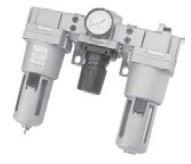 "MINDMAN - MACT500-25A 1"" F+R+L+m Üçlü Şartlandırıcı Manometreli"