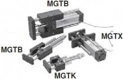 MINDMAN - 25 MGTU Ağır Seri (Lineer Rulman) YATAKLAMA ÜNİTESİ (Piston Hariç)