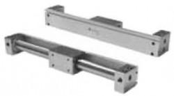 MINDMAN - 100 mm Strok Fiyatı Q25 MCRPMD SERİSİ MANYETİK BAĞLANTILI MİLSİZ SİLİNDİR