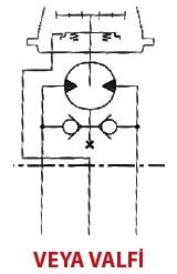 DINAMIC OIL - F15-50 ORBİT MOTOR FRENİ