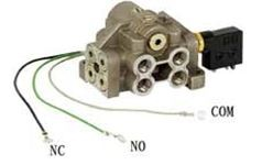 SMUS - DU-8P detection sw. Grease Distributor 150 bar