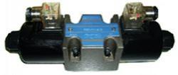 MAXPA - DSG-3C60-N03-D24 NG10 (1/2') DIN (Soket Tip) BOBİNLİ YÖN KONTROL VALFLERİ (CETOP 5)